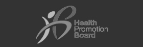Logo Health Promotion Board