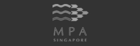 Logo Maritime and Port Authority of Singapore