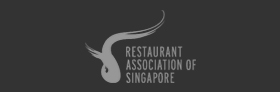 Logo Restaurant Association of Singapore