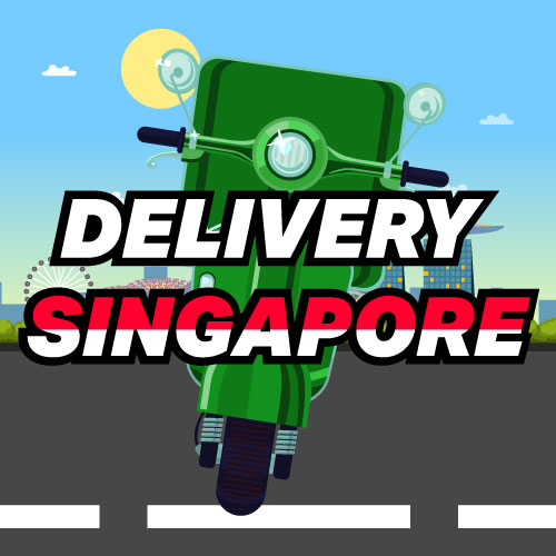 Instagram AR Filter Style Delivery Singapore